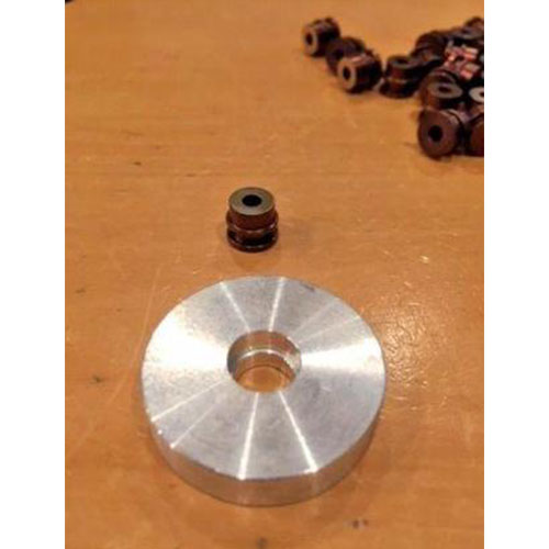Resurfacing tool for Graco AP MP side seals | The Spray Foam Shop